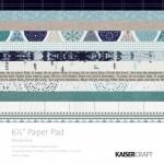 kaisercraft-woodland-paper-pad